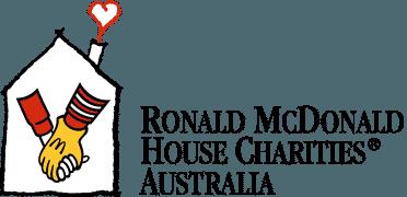 ronald mcdonald house charities australia logo