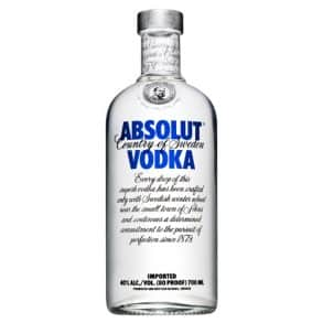 absolut vodka 700ml by ice box liquor